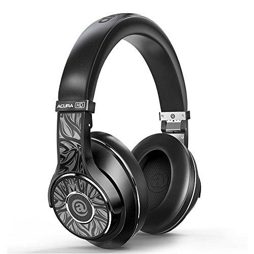 Hei Bai.J Fox Geometric Colors Heavy Bass Stereo Headset