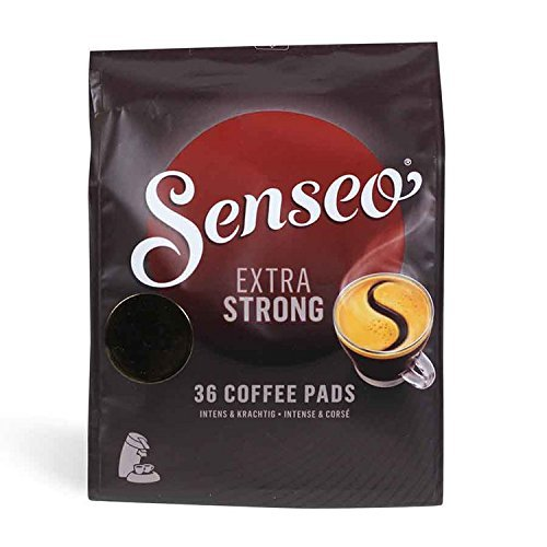 Senseo Extra Strong Coffee Pods 36-count Pods (Best Strong Coffee Brand)