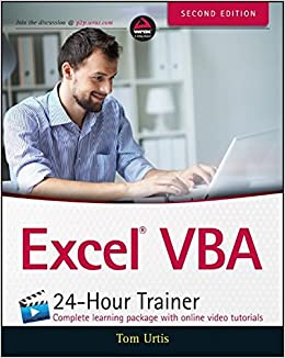 Excel VBA 24-Hour Trainer 2E