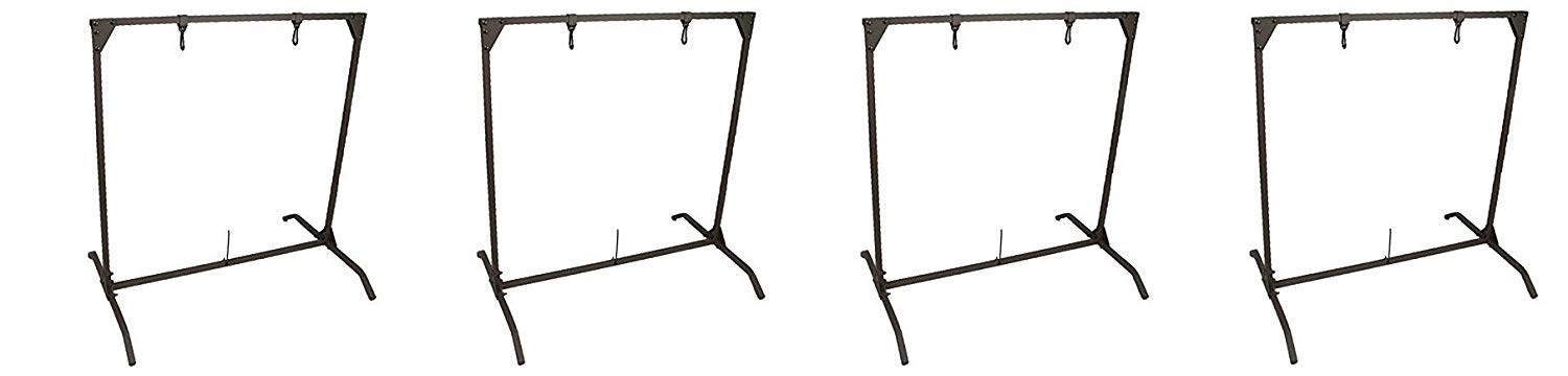 HME Products Archery Bag Target Stand (4-Pack)