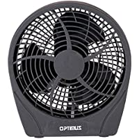 Optimus F-0922S 9-Inch Stylish 3-Speed Personal Fan