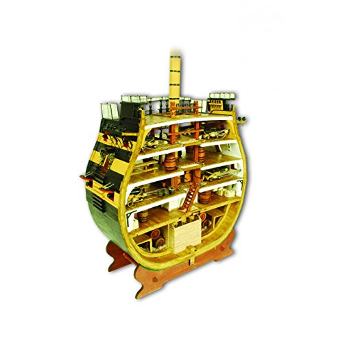 Hms Victory Cross Section - 2