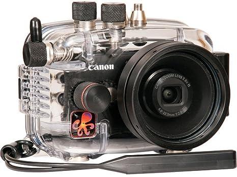 Ikelite 6242.95 Carcasa submarina para cámara: Amazon.es: Electrónica