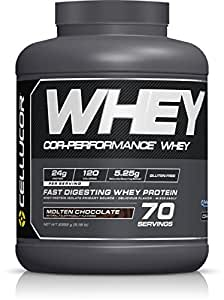 Cellucor Cor-performance Whey Protein, G4v2, Molten Chocolate, 70 Servings