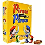 Board Games for Kids - Pirates vs Pirates Strategy Game (Amazon Exclusive Edition)