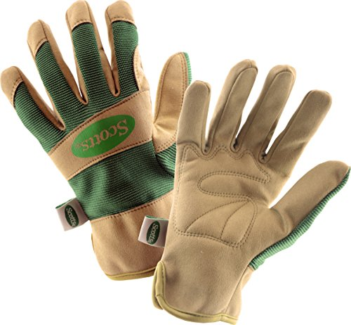 West Chester Scotts SC86206/Y Synthetic Leather Youth Glove - Scott Nylon Gloves