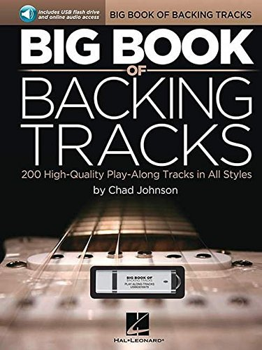 Big Book of Backing Tracks: 200 High-Quality Play-Along Tracks in ...