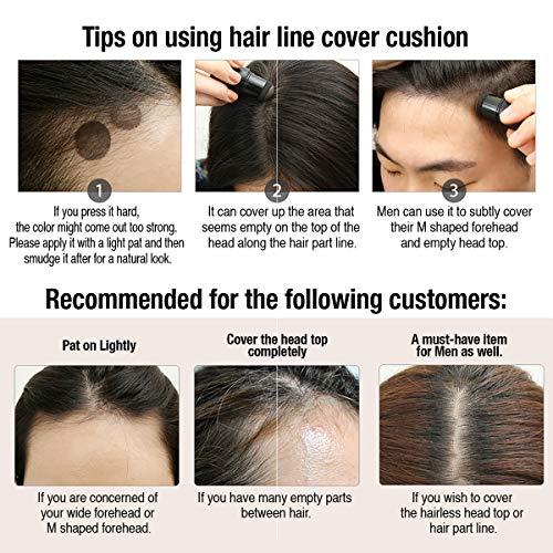 Amazon com : So Natural - Hair Line Cover Cushion (DARK