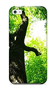 Fashion Protective Tree Case Cover For Iphone 5c