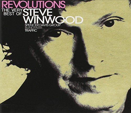 CD : Steve Winwood - Revolutions: The Very Best of Steve Winwood