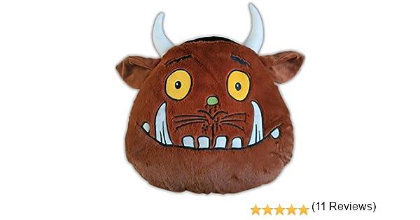 El Gruffalo – Cojín con Forma de Cabeza de, marrón: Amazon.es: Hogar