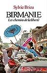 Birmanie par Brieu