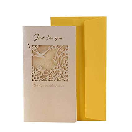 Amazon Com Bestoyard Invitation Cardstock For Wedding