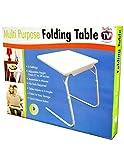 StealStreet SS-KI-UU713 Multi-Purpose Folding Table