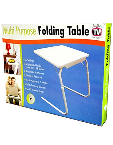 713 Multi-Purpose Folding Table ()