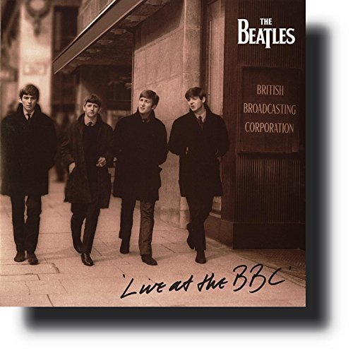 """Beatles Vinyl Record: - """"Live At The BBC"""", RARE USA Mono Two (2) LP Set – Still Sealed! Capitol/Apple Records, 1996 """"Limited Edition"""" 1st Pressing w/56 Songs (includes """"Letter/Certificate of Authenticity"""" (LOA/COA) by Beatles4me)"""