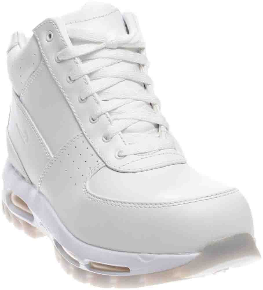 Nike Air Max Goadome Men's Boots White 865031-100 (9 D(M) US) by NIKE