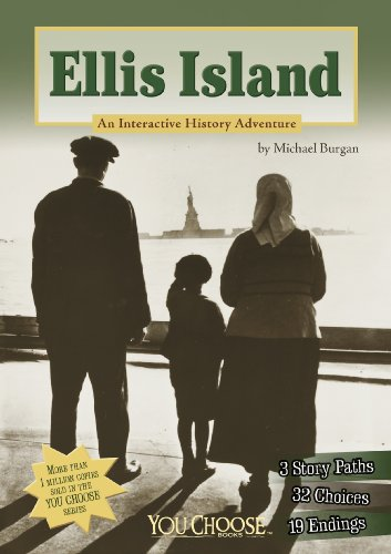 Ellis Island (You Choose: History) - Highlights Look And Find