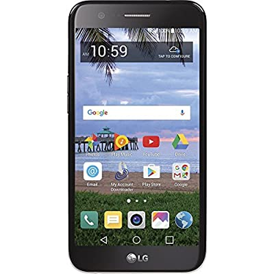 Simple Mobile LG Grace 4G LTE Prepaid Smartphone - Certified Preowned