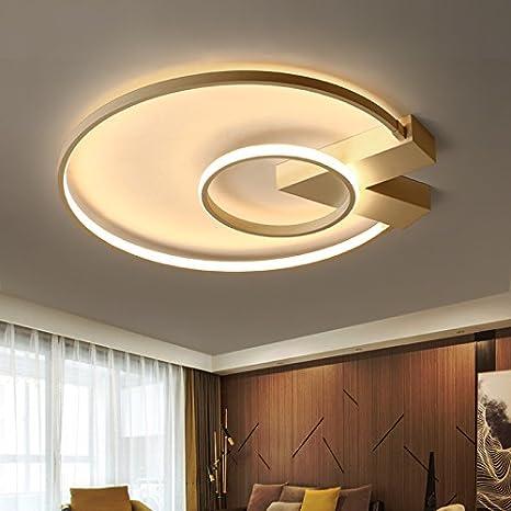 mmynl techo lámpara colgante para dormitorio plafón ...