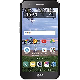Simple Mobile LG Grace 4G LTE Prepaid Smartphone with Free $50 Unlimited Bundle