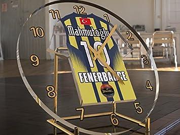 FanPlastic Turco compañías aéreas Euroleague baloncesto reloj de ...