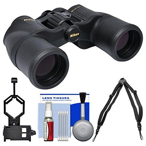 Nikon Aculon A211 8x42 Binoculars with Case with - Nikon 8397 Aculon Rangefinder