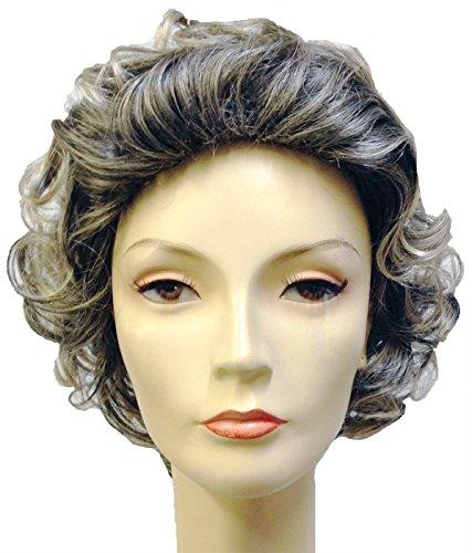Queen Elizabeth II Wig