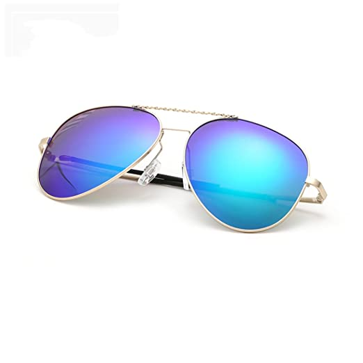 Amazoncom Calharmon Hd Anti Glare Polarized Aviator Sunglasses