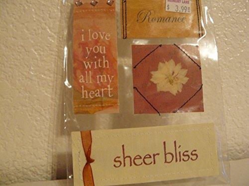 Romance Soft Spoken 3d Embellishment