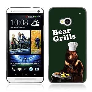 YOYOSHOP [Bear Grylls] HTC One M7 Case