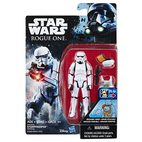 Star Wars Rogue One Imperial Stormtrooper Figure]()