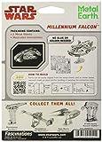 Fascinations Metal Earth Star Wars Millennium