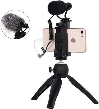 Comica CVM-VM10-K2 Smartphone Video Rig con cardioide Escopeta ...