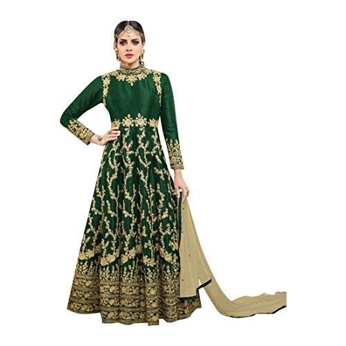 Maßanfertigung Custom to Measure Europe size 32 to 44 Ceremony Party Wear Anarkali Salwar Suit Women Designer Kleid Zeremonie Kleid Material Partei tragen indische Hochzeit Braut 2508 fP7f4