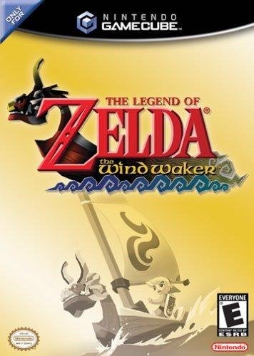 Legend of Zelda The Wind Waker - Gamecube (Certified Refurbished)