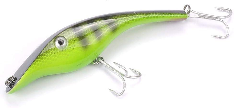 Undberg Stalker Jerkbait 140mm 42g Zalt Musky Muskie Lure Pike Bass Bait Wobbler