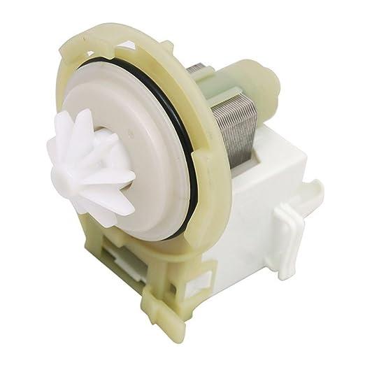 Spares2go Base – Bomba de desagüe para lavavajillas Bosch: Amazon ...