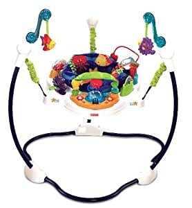 Fisher-Price Ocean Wonders Jumperoo (Discontinued by Manufacturer)