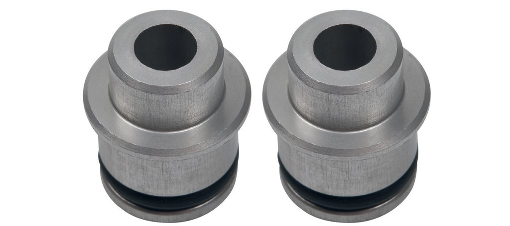 Mavic 12 to 9mm Quick Release Axle Adapters Silver, One Size