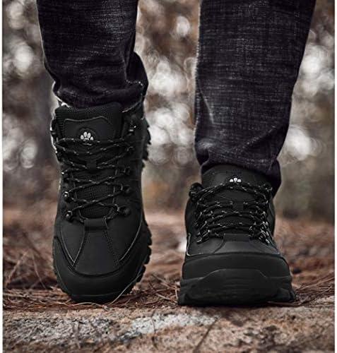 大きいサイズ アウトドアシューズ メンズ 軽量 防滑 防水 クライミングシューズ 登山靴 アウトドア カジュアル ウォーキングシューズ 遠足 旅行 耐磨耗 レースアップ スポーツシューズ ハイキングシューズ