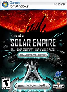 sins of a solar empire activation key