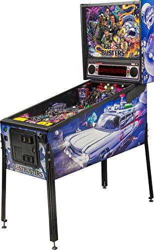 Stern Pinball Ghostbusters Premium Edition Arcade Pinball Machine - Classic Arcade Pinball Machine
