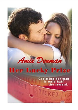 book cover of Her Lucky Prize