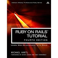 Ruby on Rails Tutorial: Learn Web Development with Rails (Addison-Wesley Professional...