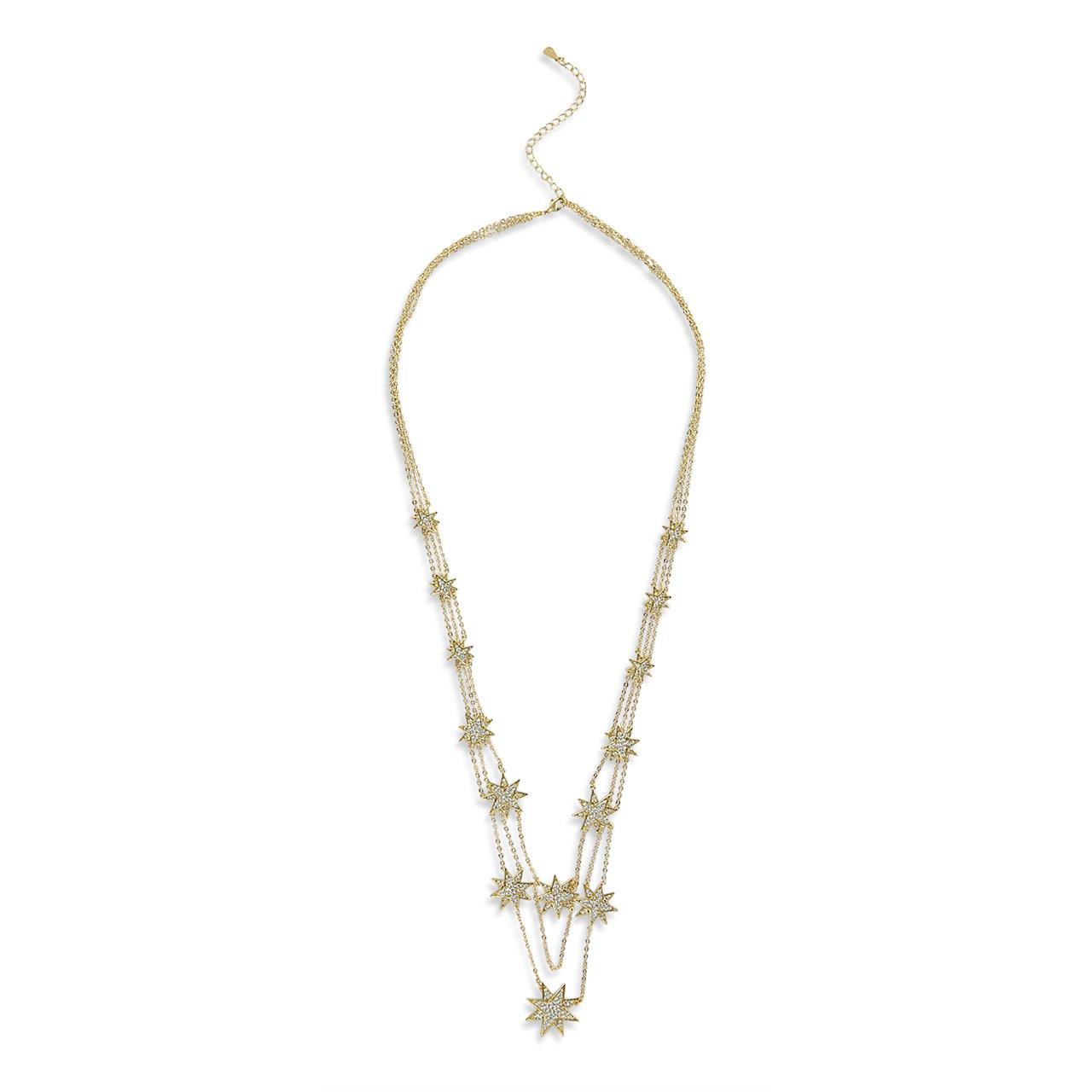 Necklace for Women Stylish Necklace for Girls Stylish shaze Carina Necklace