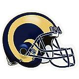 St Louis Rams - Helmet Indoor/outdoor Magnet