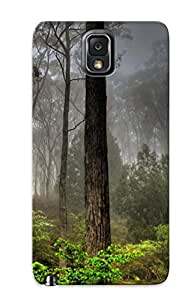 Quality Eatcooment Case Cover With Forest Landscape Nice Appearance Compatible With Galaxy Note 3()
