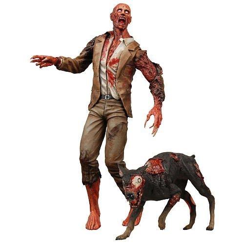 Crimson Zombie Neca Series 3 Resident Evil Archives