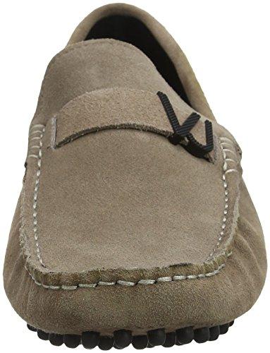 Versace Jeans Herren Scarpa Slipper Marrone (Legno)